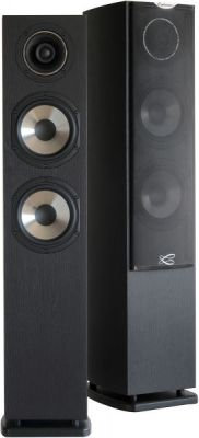 JERSEY MC170 ENCEINTE COLONNE 3 VOIES AIGUE/MEDIUM COAXIALE 2 BOOMERS FINITION EBENE TARIF UNITAIRE (vente exclusivement par paire) CABASSE (unité)